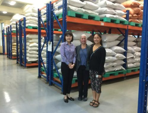 Visit to the KPC factory