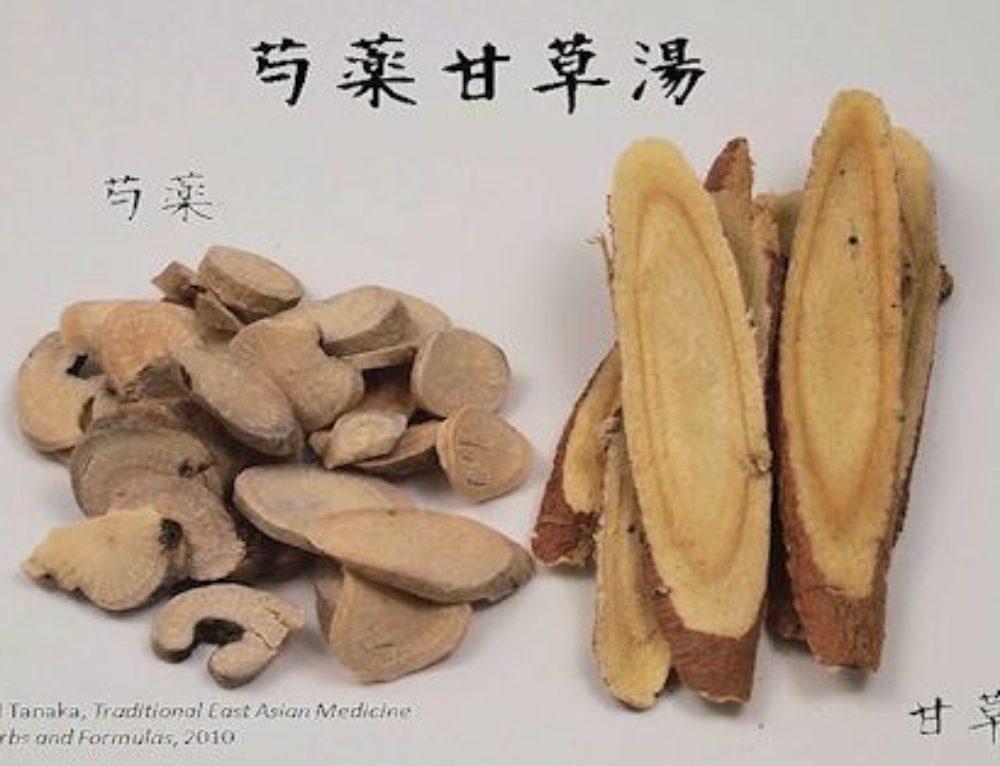 Teeny Tiny Formula: Shao Yao Gan Cao Tang