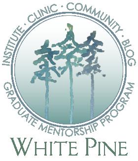 White Pine Healing Arts Retina Logo