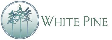 White Pine Healing Arts Sticky Logo Retina